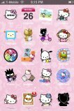iPhone theme - Hello Kitty